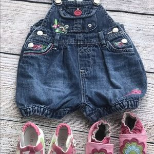 Clothing, Shoes & Accessories Modest Baby Gap Jeans 0-3 Months. Baby & Toddler Clothing